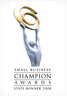 Small Business 2008 Winner