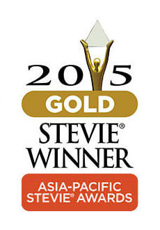 Stevie Winner 2015 Asia Pacific Stevie Awards