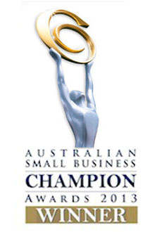 Small Business Finalist 2013