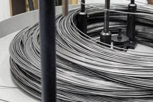 Import Coil Steel Rods