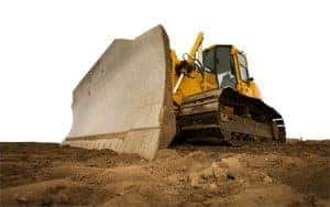 import bulldozer from China