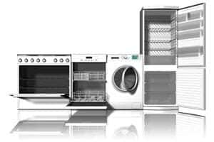 Import white goods